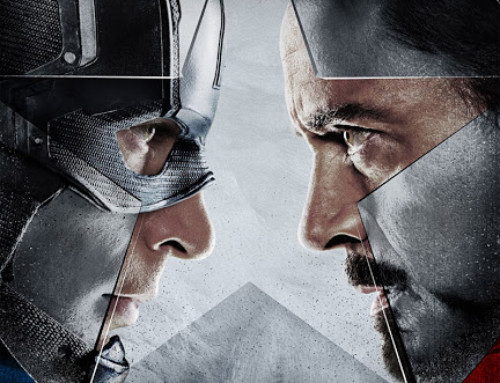 SEXYBLACK FIRST LOOK EXCLUSIVE:  Captain America:  Civil War